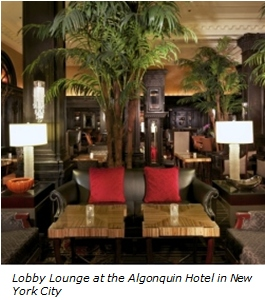 algonquin lobby lounge